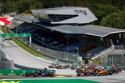 1 daagse vliegreis naar de Grand Prix van Oostenrijk