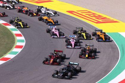 F1 Italie - Formula One Paddock Club™