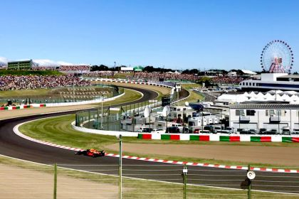 7-daagse VIP trip F1 Grand Prix Japan