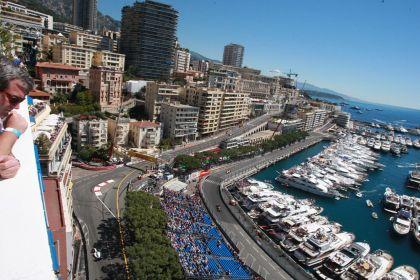 Caravelle Monaco VIP Terras op 40m hoogte