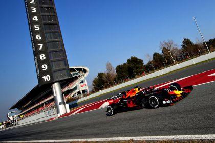 F1 Catalunya - 4 daagse Oranje Charter - Montmelo - Barcelona