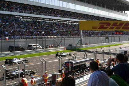 F1 RUSLAND - FORMULA ONE PADDOCK CLUB™