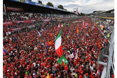 F1 Italie