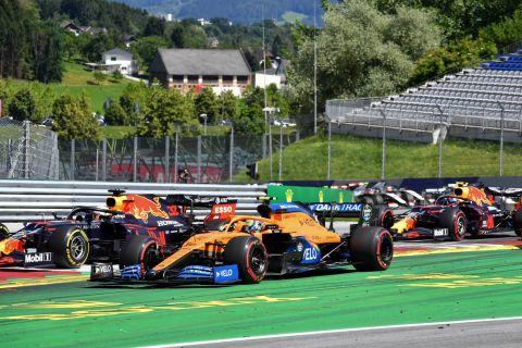 F1 Oostenrijk
